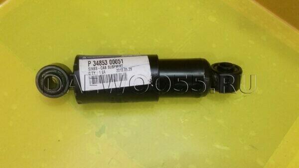 Амортизатор кабины Daewoo Novus передний пневмоподвеска 34853-00050