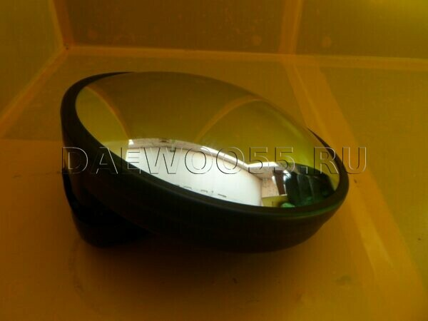 Зеркало RH круглое Daewoo Novus 37610-01140