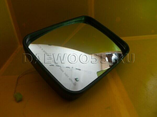 Зеркало правое основное Daewoo Novus (P3761000970, P3761000392,P3761000390, P3761000391, P3761001250)