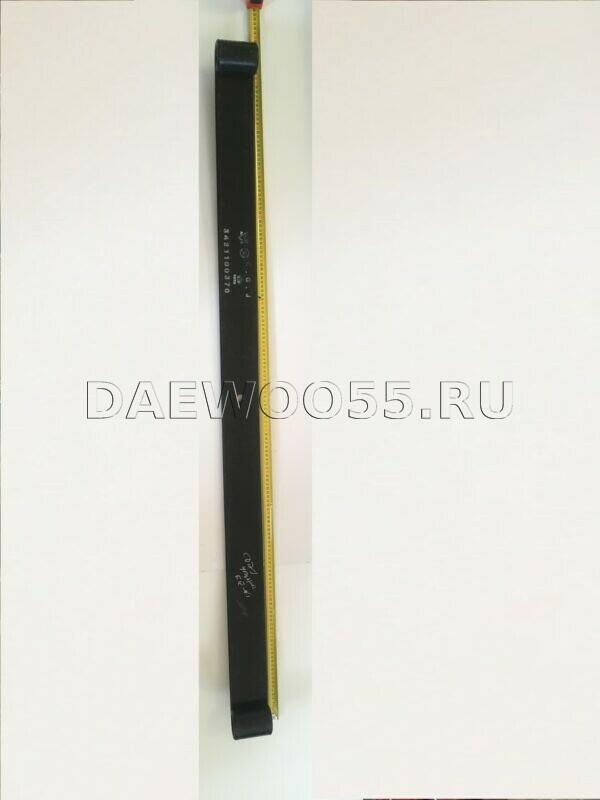 Лист рессоры Daewoo Novus передний, коренной, 34211-00370, 34211-00570, 34211-01480