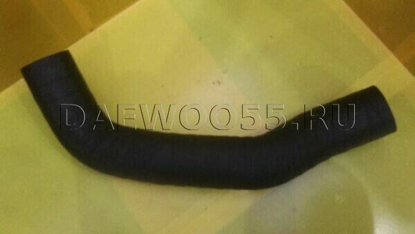 Патрубок радиатора охлаждения нижн. D6AC HD270 25412-7B500, 254127B500