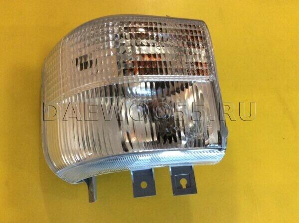 Поворотник передний RH Daewoo Ultra 38320-00380