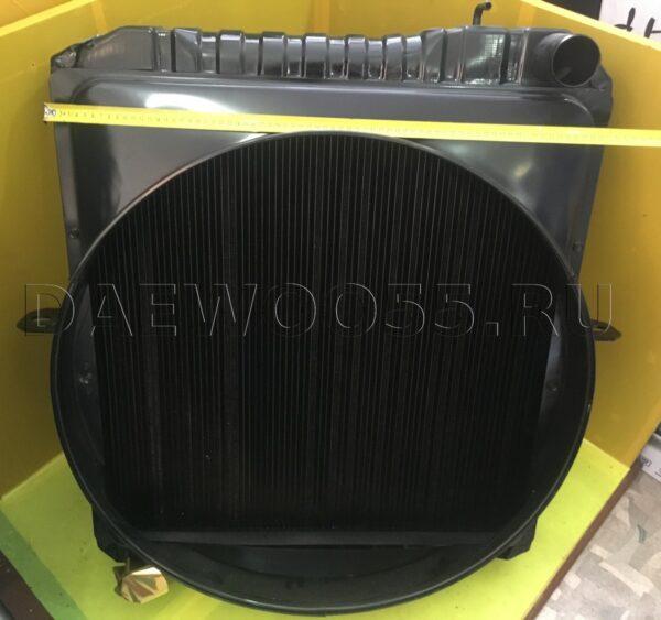 Радиатор СОД (медный) DE12TI 32610-00493, 3261000493