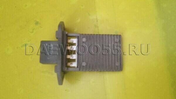 Реостат печки Daewoo Novus (38990-00070, 3899000070)