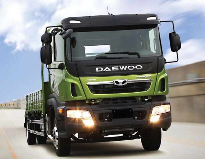 грузовики дэу фото любом крупном немецком