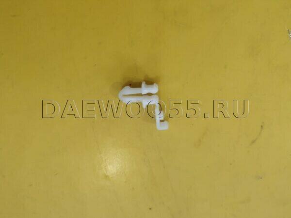 Клипса на ручку двери Daewoo (к ручке конец тяги) 36424-00181, 3642400181