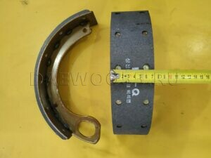 Колодки ручного тормоза Daewoo Ultra 59830-69050, 5983069050