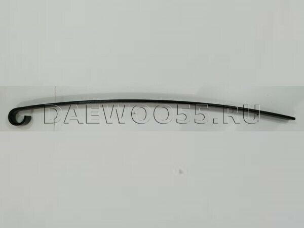 Лист рессоры передней подкоренной Daewoo 4.5т. 34211-07710