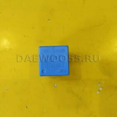 Реле 4 контакта Daewoo Novus 38713-00280
