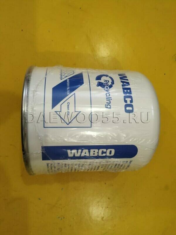 Фильтр-осушитель пневмосистемы Hyundai, Daewoo (01361-8859) 59553-69010