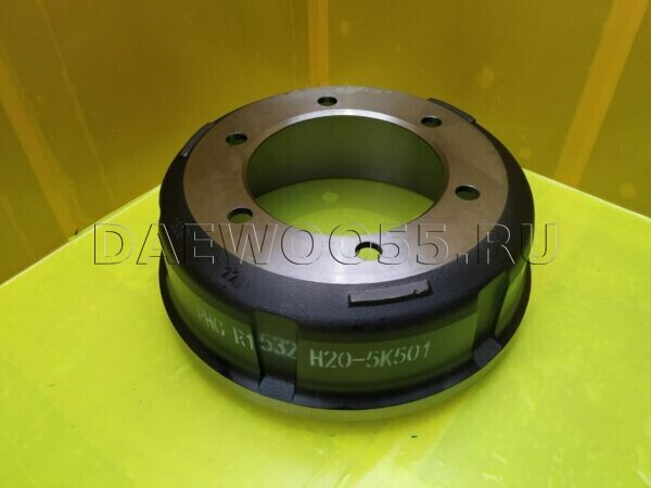 Барабан тормозной HD78 110мм 52761-5K501, 527615K501