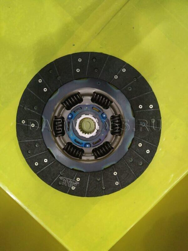 Диск сцепления D4GA HD78 (HD-156, 41100-5L010, VKD41814)