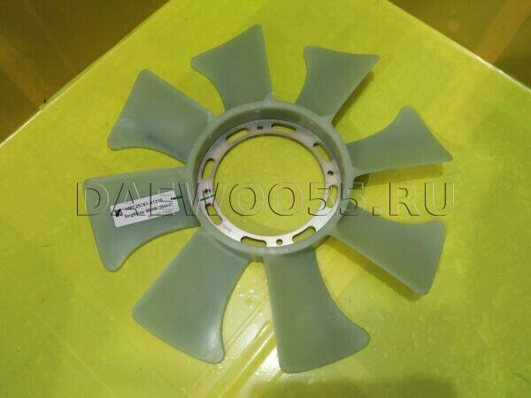 Крыльчатка вентилятора D4AL 25261-41310, 2526141310