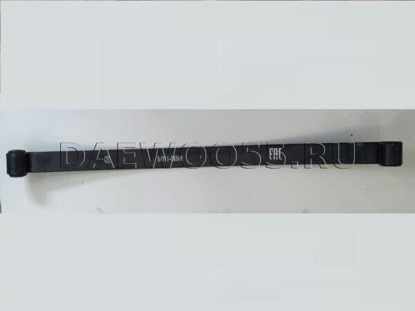 Лист рессоры передней коренной HD72, HD78 54111-5k500, 541115k500