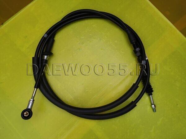 Трос МКПП включения передач D4GA HD78 43740-5L500(43740-5K160)