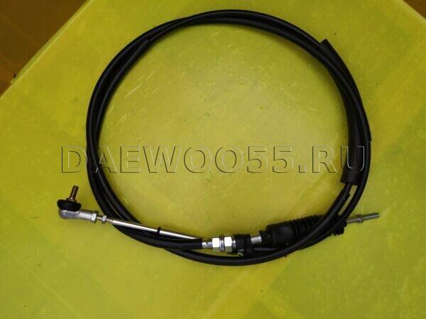 Трос МКПП включения передач HD78 43740-5K100, 437405K100