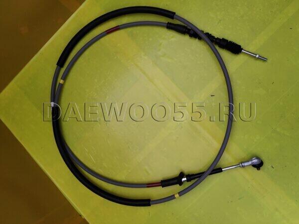 Трос МКПП выбора передач D4GA HD78 43750-5L500, 437505L500
