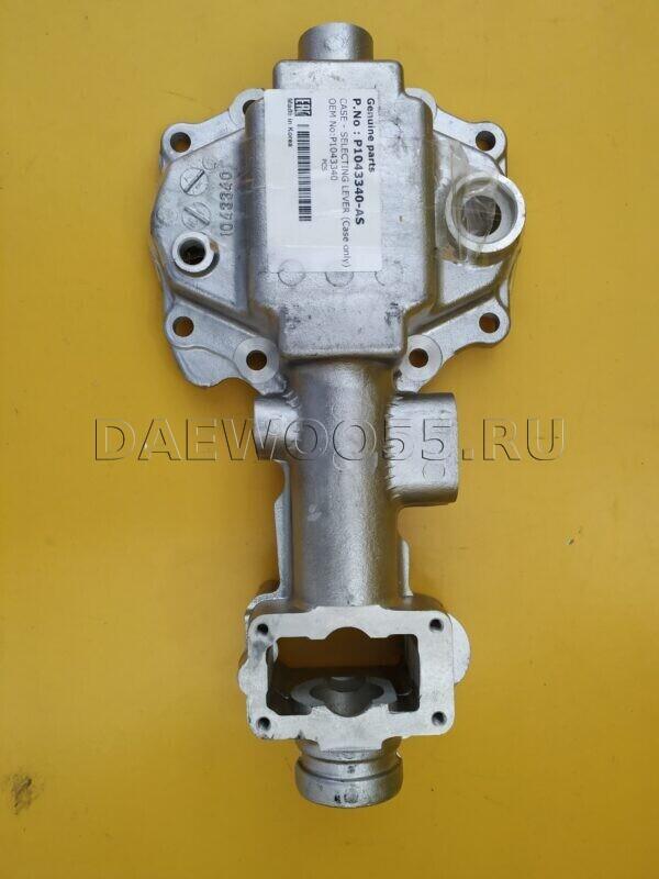 Корпус вала выбора передач МКПП T15S6, T16S6 Daewoo 1043340