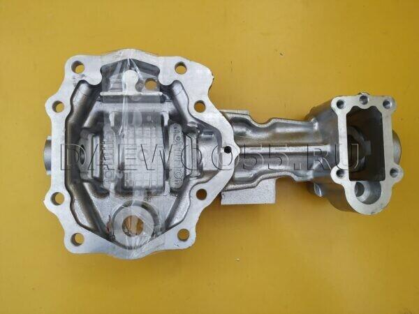 Корпус вала выбора передач МКПП T15S6, T16S6 Daewoo
