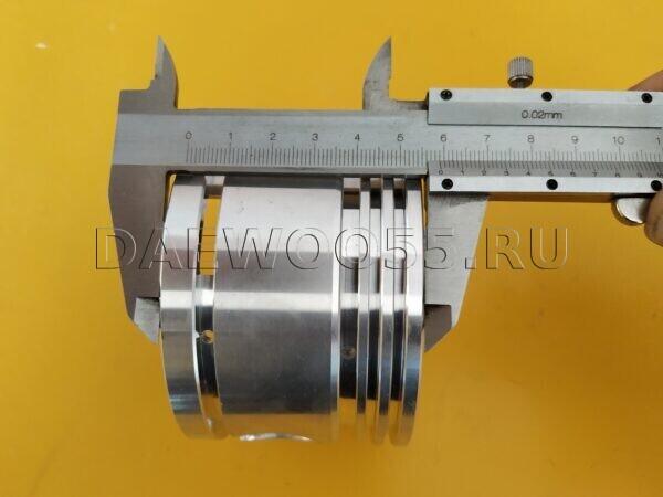 Поршень компрессора DE12 Doosan 90мм