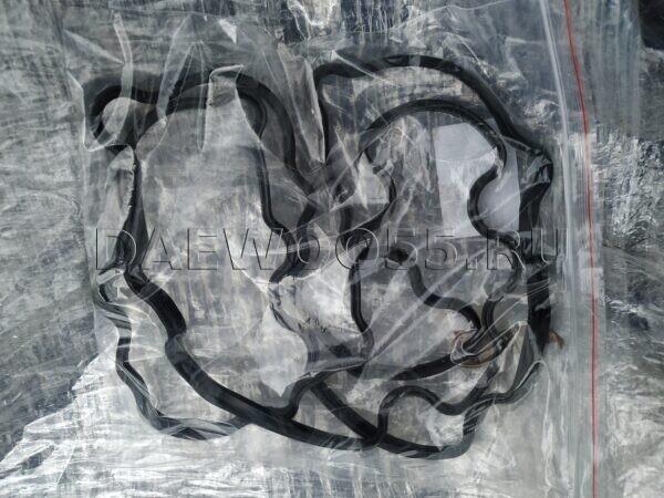 Прокладка крышки клапанов верхняя Daewoo DL08 400603-00048, 65.03905-0028