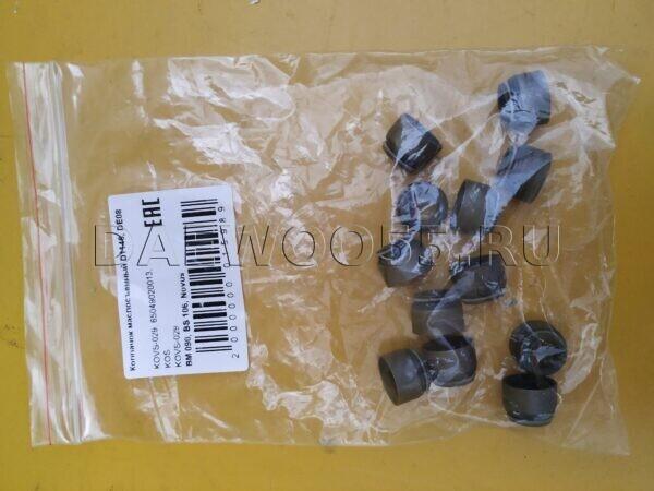 Сальники клапанов 65.04902-0013, DE08, D1146 Doosan