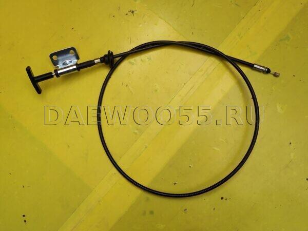 Трос открывания капота Daewoo Novus 35410-01400, 3541001400