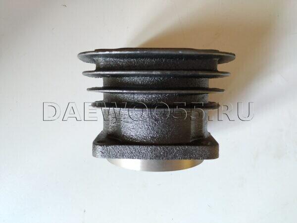 Цилиндр компрессора DE12 4 ребра