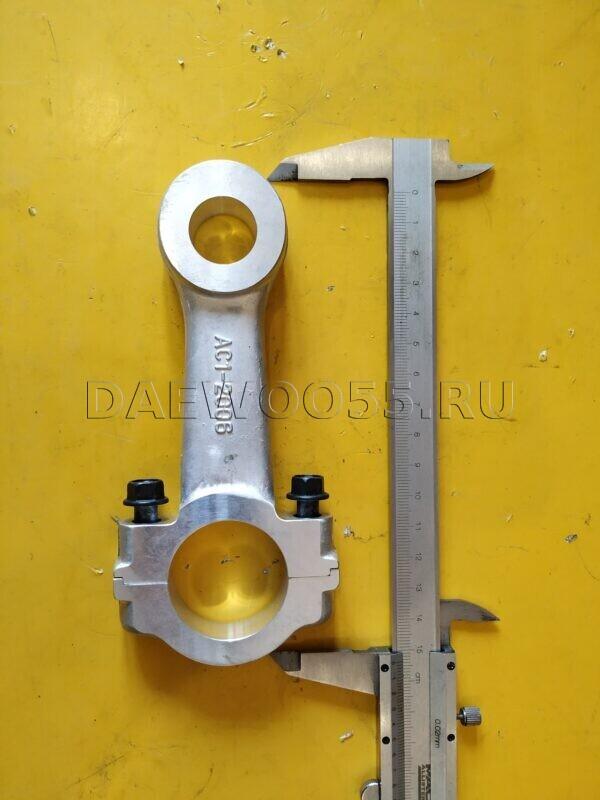 Шатун компрессора DV11 Daewoo Novus 150121-00284, 15012100284
