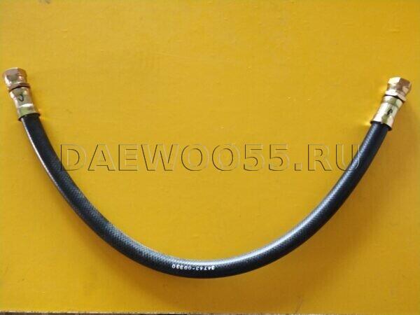 Шланг тормозной задний Daewoo Novus L=790 34743-00330, 3474300330