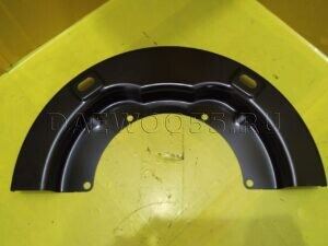 Пыльник тормозного барабана D.Ultra задний (пневматич. торм.) (низ) 3454203941 3454204510